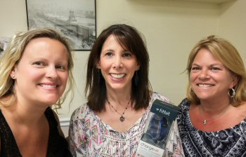 Lisa Steinmetz - Referral Program Winner for 2015 at Sparks Insurance Agency
