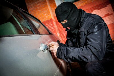 Beware of Parking Lot Pilferers who gain access to your vehicle and steal items of value.