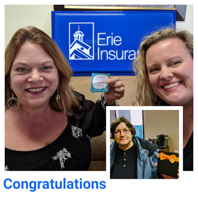 Spring 2018 Referral Program Winner - Bonnie Blas