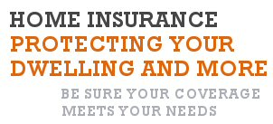 Home Insurance from William M. Sparks Independent Insurance Agency